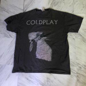 Cold play tshirt